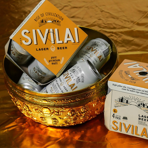 Sivilai Case (12 x 330ml Cans)