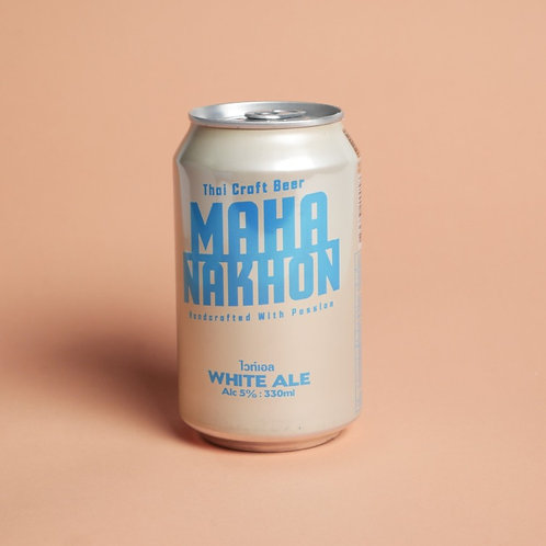 Mahanakhon Beer Case (6 x 330ml Cans)