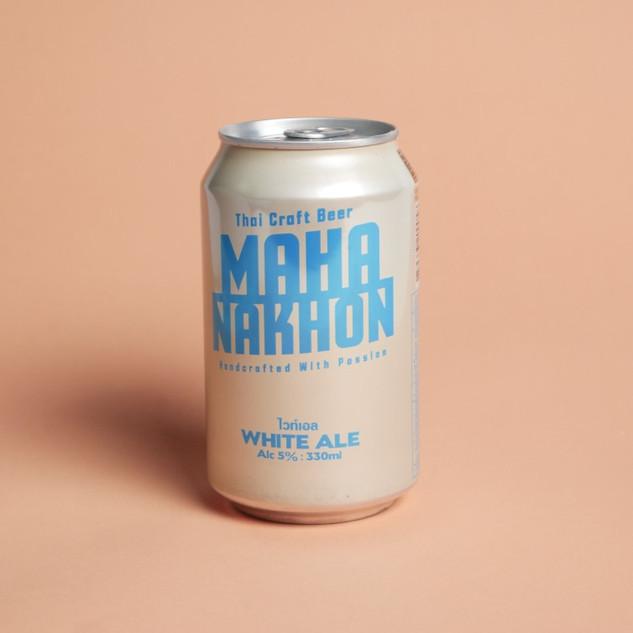 MAHANAKHON BEER White Ale
