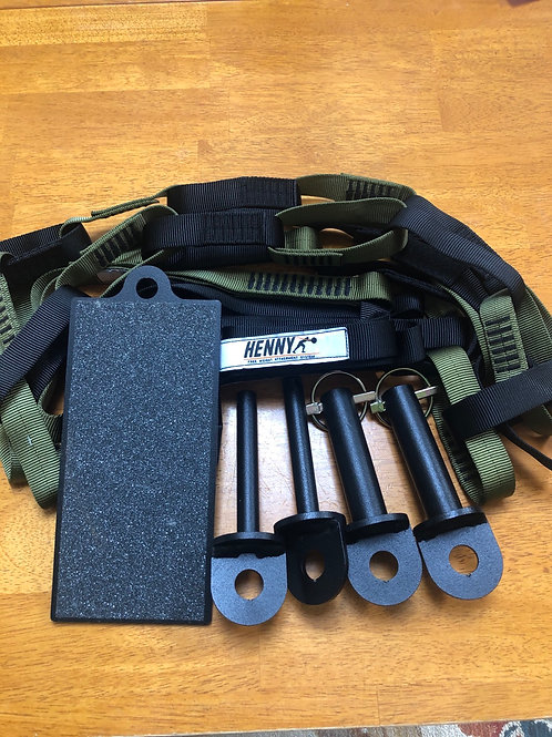 The Henny Attachment (Kit Includes Footplate & Strap)