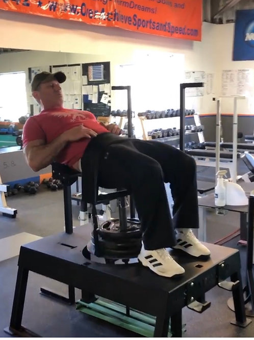 Hip Thrust Pin (without deadlift bar) includes $26 flat shipping