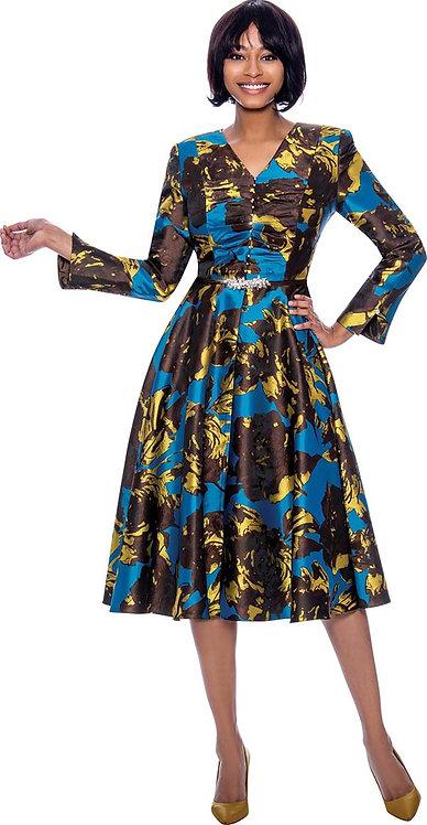 3971 - 1pc Dress