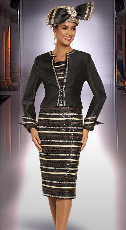 11886 - 2pc Dress & Jacket Set