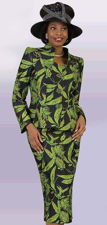 4447 - 2pc Suit