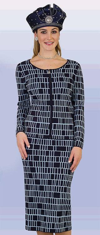 628 - 2pc Suit