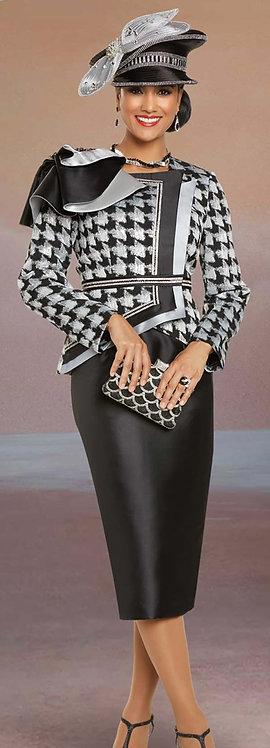 5706 - 2pc Jacket & Skirt Set