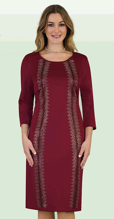 4347 - 1pc Dress