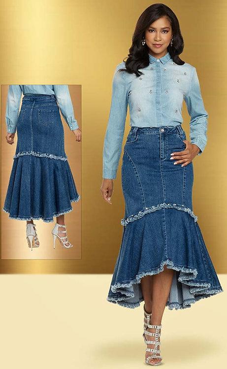 8441 - 1pc Skirt