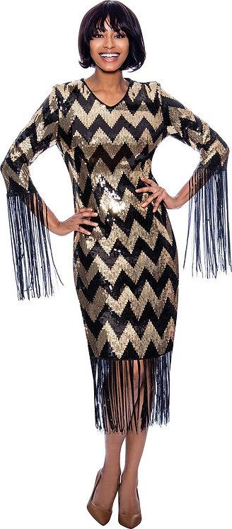 3969 - 1pc Dress