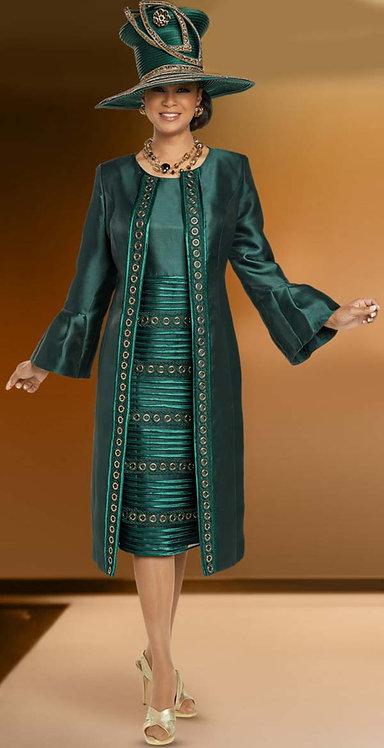 11901 - 2pc Jacket & Skirt Set