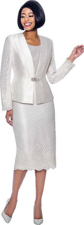 3958 - 3pc Suit