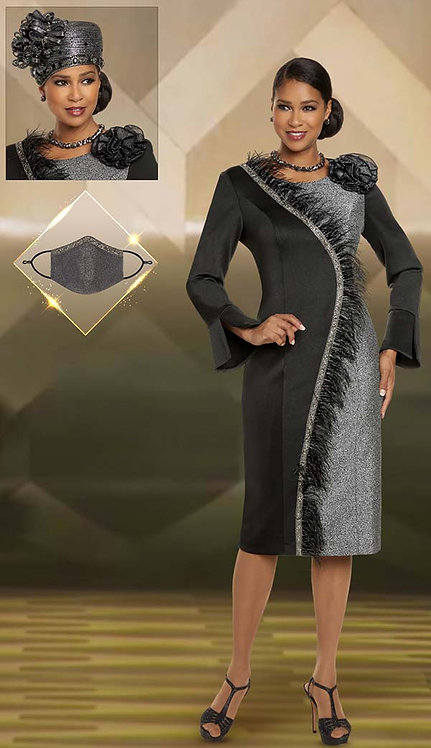 11889 - 1pc Dress