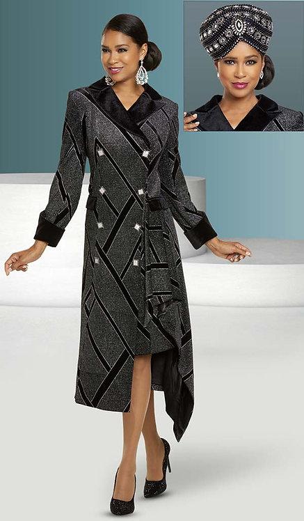 5704 - 1pc Dress