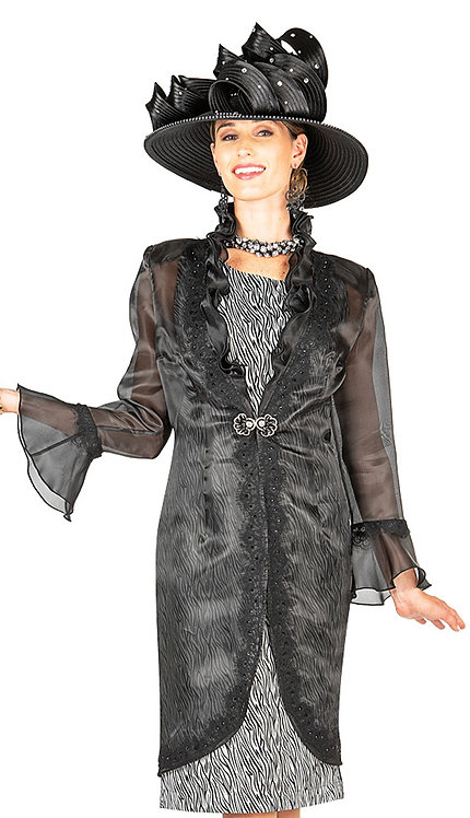 Long Jacket & Dress