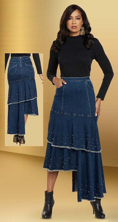 8442 - 1pc Skirt