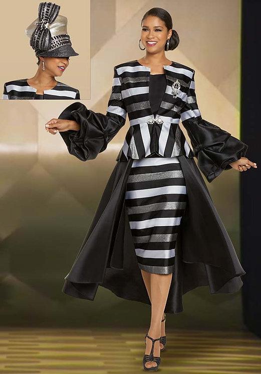 11905 - 3pc Jacket, Cami & Skirt