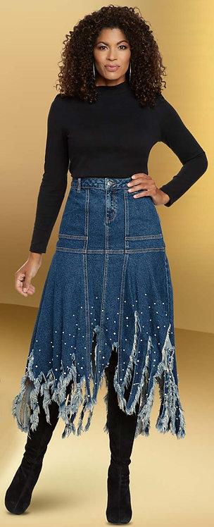 8443 - 1pc Skirt