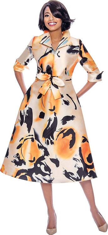3952 - 1pc Dress