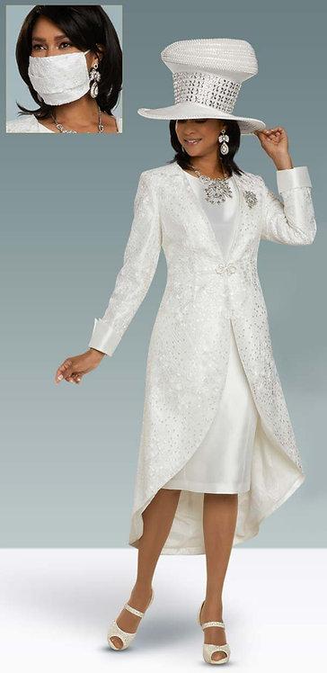 11906 - 2pc Dress & Jacket Set