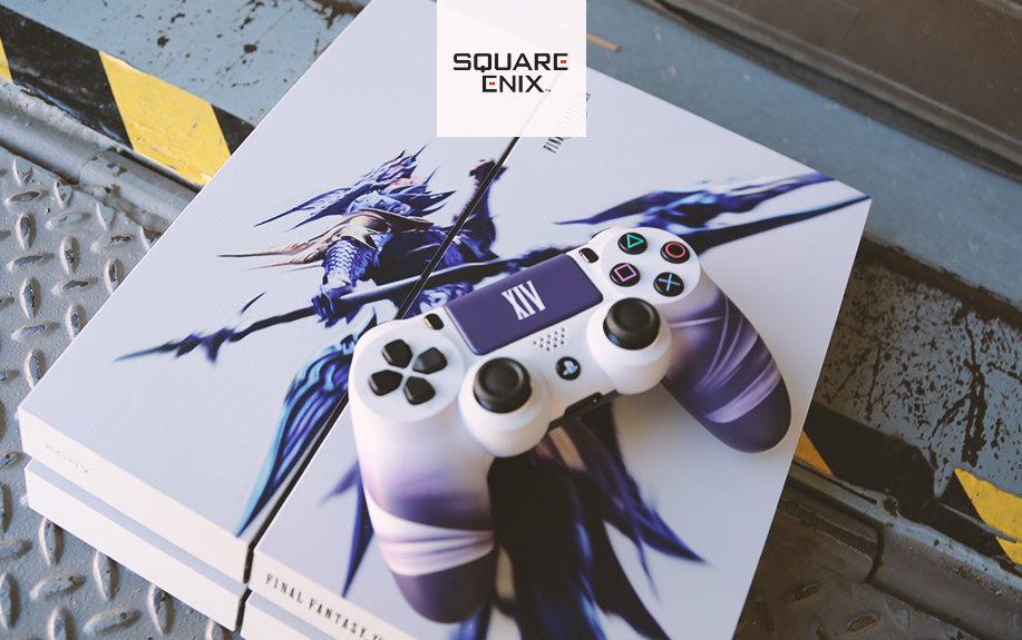 Controller Chaos | Final Fantasy XIV | Playstation 4 Bundle