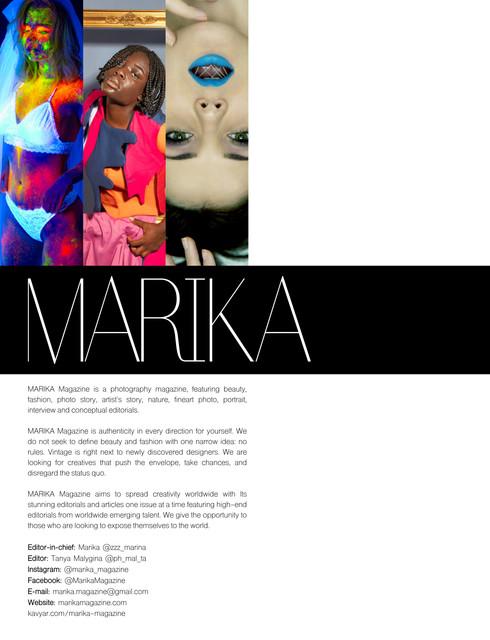 MARIKA MAGAZINE ISSUE 346 - FINE-ART-2 к