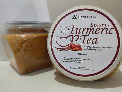 Turmeric Tea in PET Jar