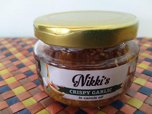 Crispy Garlic