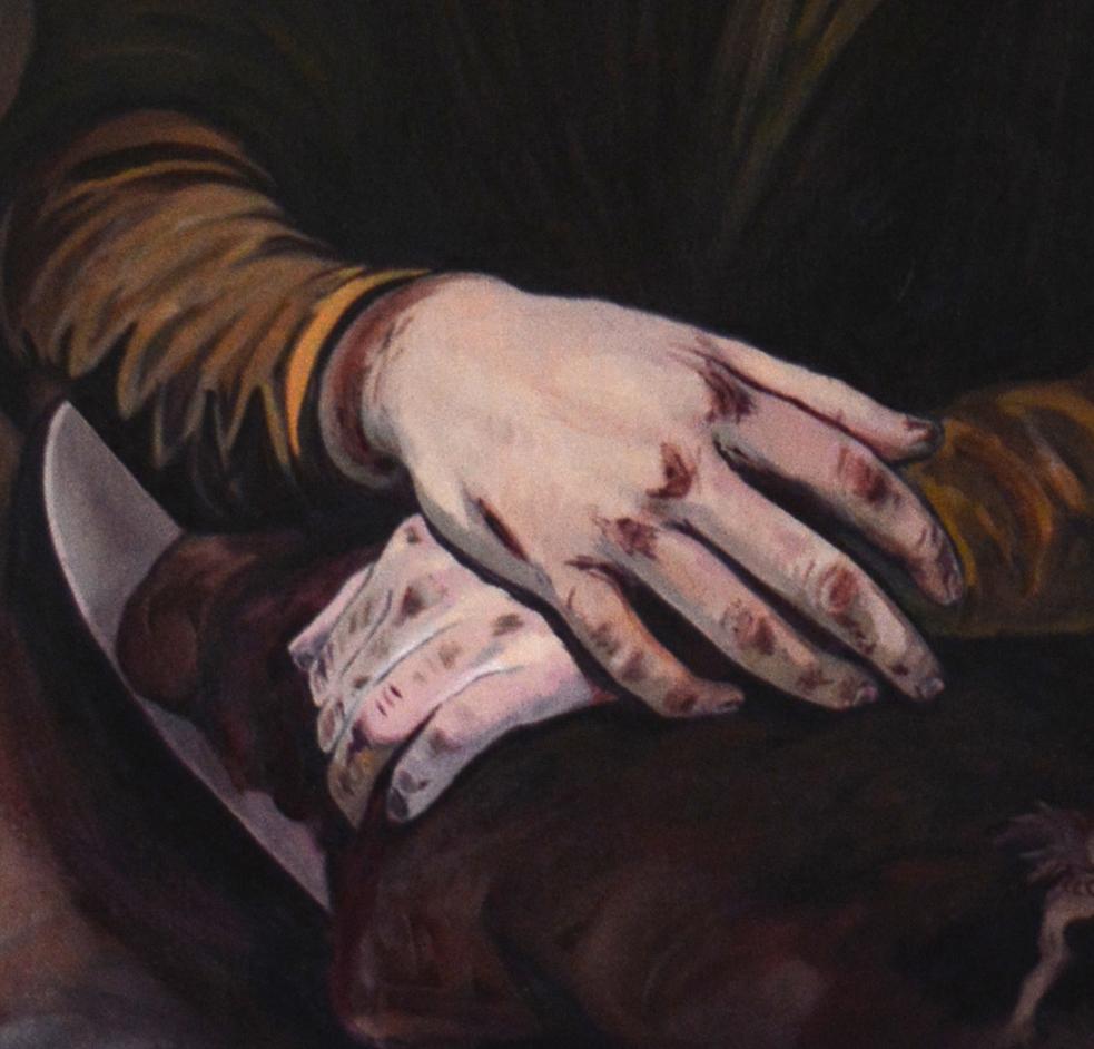 Detail/hands