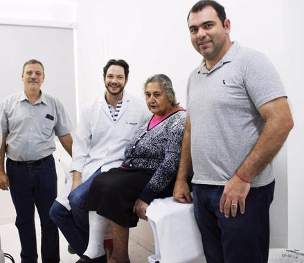 CISAMESP passa a oferecer o procedimento de escleroterapia com espuma para varizes