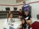 Oficinas do Parlamento Jovem de Minas - Carvalhópolis se iniciam na Escola Estadual João de Paula Ca
