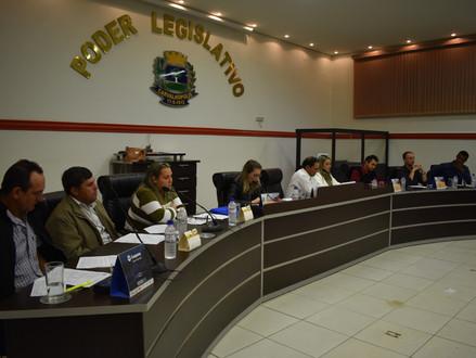 Sessão do dia 29 de maio tem apresentação de projetos