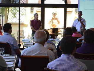 CISAMESP reúne prefeitos eleitos das cidades que formam o Consórcio