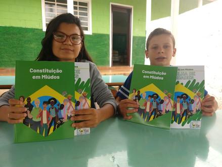 Alunos da Escola Municipal Maria Caproni de Oliveira participarão de Gincana Regional com 17 cidades