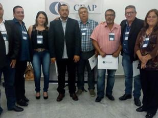Vereadores de Borda da Mata participam de Curso em Belo Horizonte