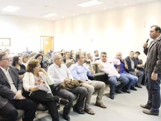 CISAMESP reúne secretários de saúde e prefeitos para prestação de contas