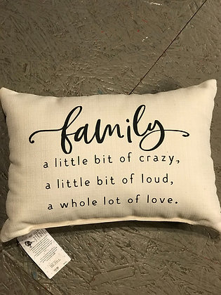Family - A Whole Lot of Love - Made in MS
