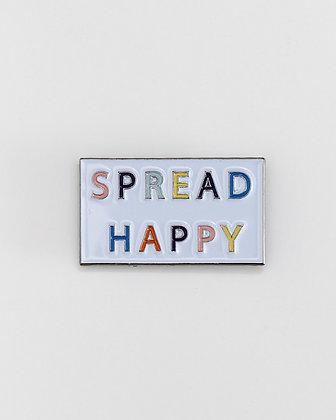 Spread Happy Magnet