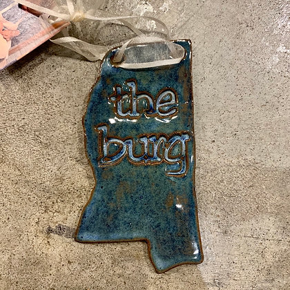 The Burg Ornament