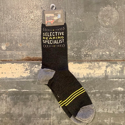 Selectie Hearing Men's Socks