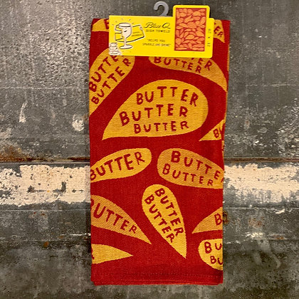 Butter Butter Butter Dishtowel