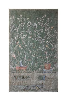 Birds & Trees Decorator Paper DF0983