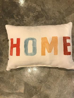 Pillow - Home (Poster Tones)