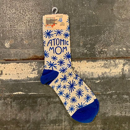 Atomic Mom Women's Socks