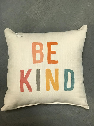 Pillow - Be Kind - Made in MS