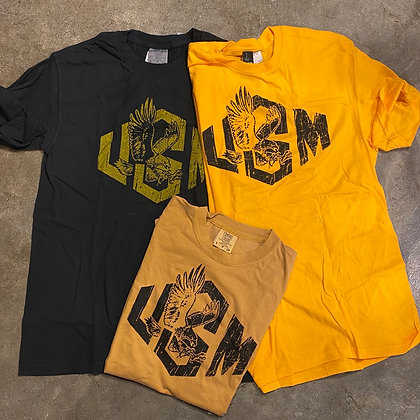 Throwback USM Eagle Tees