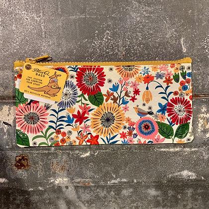 Flower Field Pencil Bag