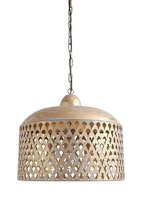 Gold Metal Pendant Light DA9323