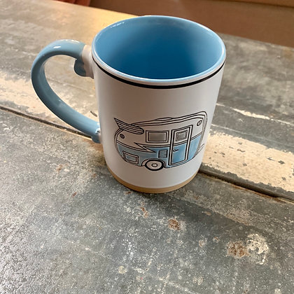 Camper w/ Wings Mug