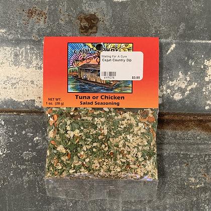 Tuna or Chicken Salad Seasoning