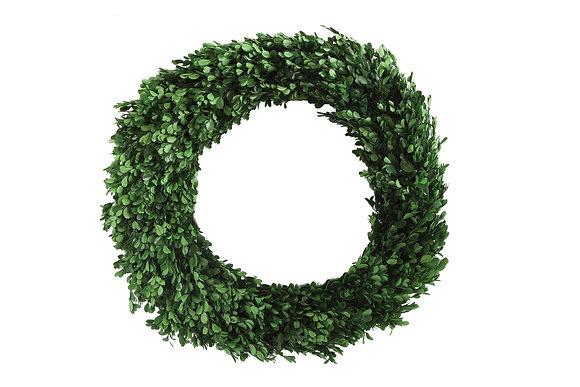 Preserved Boxwood Wreath DA5560